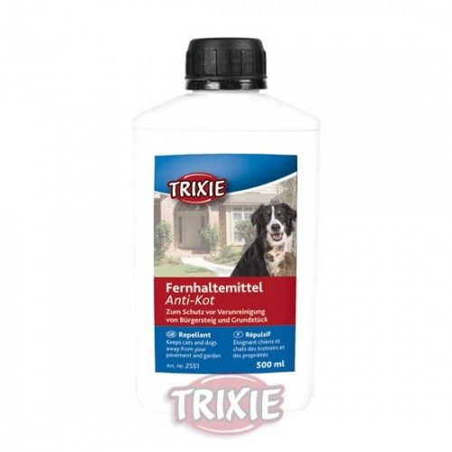 Trixie Anti-Kot, Uso Externo, Repelente Excremento, 500ml