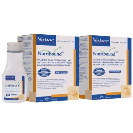 Nutribound Gatos 3 botellas de 150 ml