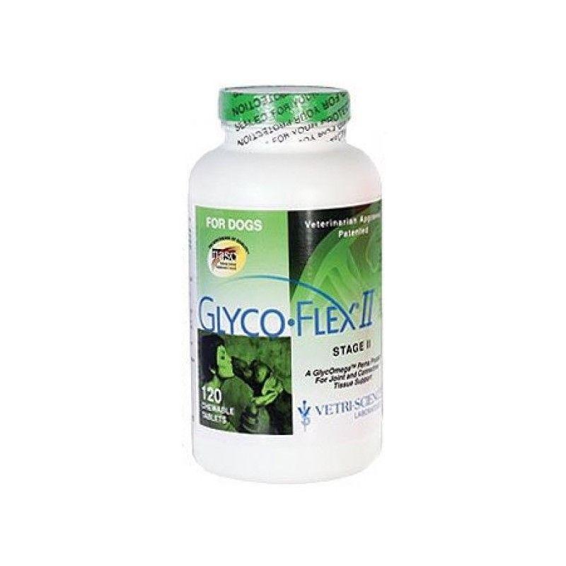 Glyco-Flex II Soft Chews Condroprotector 60Uds