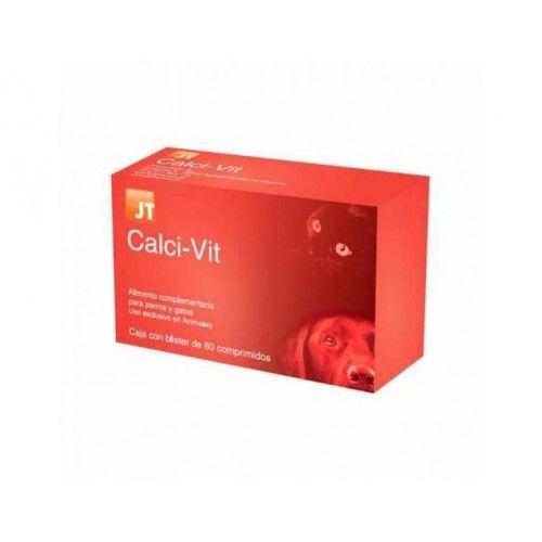 JtPharma Calci Vit 60 Comprimidos