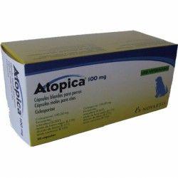 Atopica 100 mg 30 cápsulas