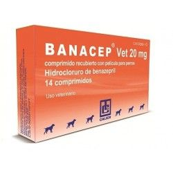 Calier Banacep 20 mg 14 Comprimidos