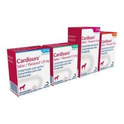 Cardisure Sabor 10 MG 100 Cds