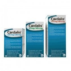 Cardalis L 10MG/80MG 30 Cds