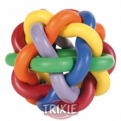 Trixie Pelota nudo Multicolor, ø10 cm