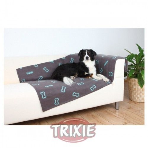 Trixie Manta Barney, 150×100 cm, Marrón Grisáceo