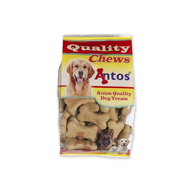 Galletas Cachorros. Cordero y Arroz. 400 g.