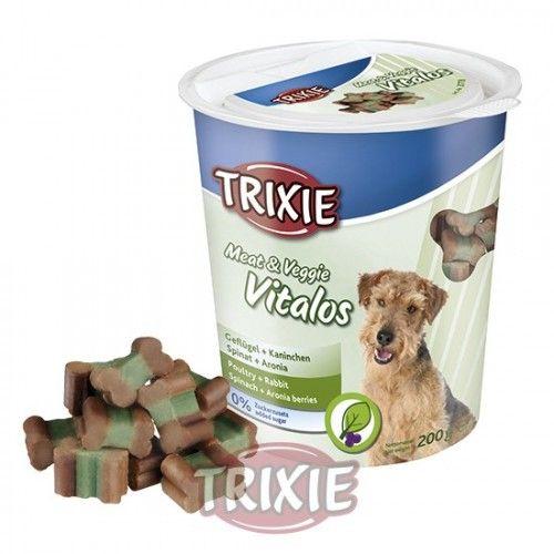 Trixie Vitalos Carne & Verdura, 200g