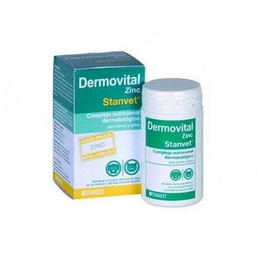 Stangest Dermovital Zinc 60 comprimidos