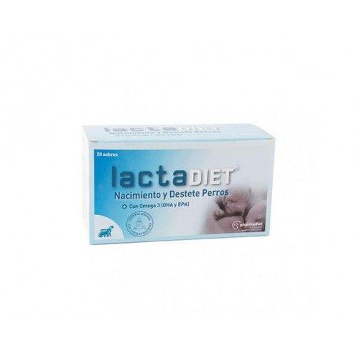Farmadiet Lactadiet Nacimiento y Destete 300 gr (40 sobres de 7.5 gr)