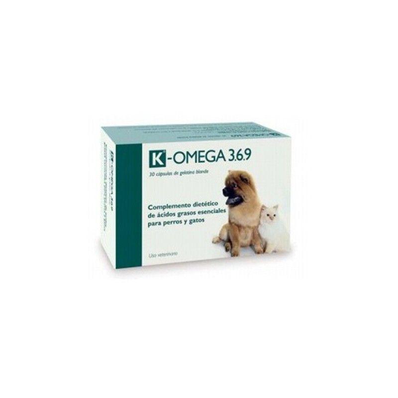Karizoo K-omega complemento dietetico 30 capsulas