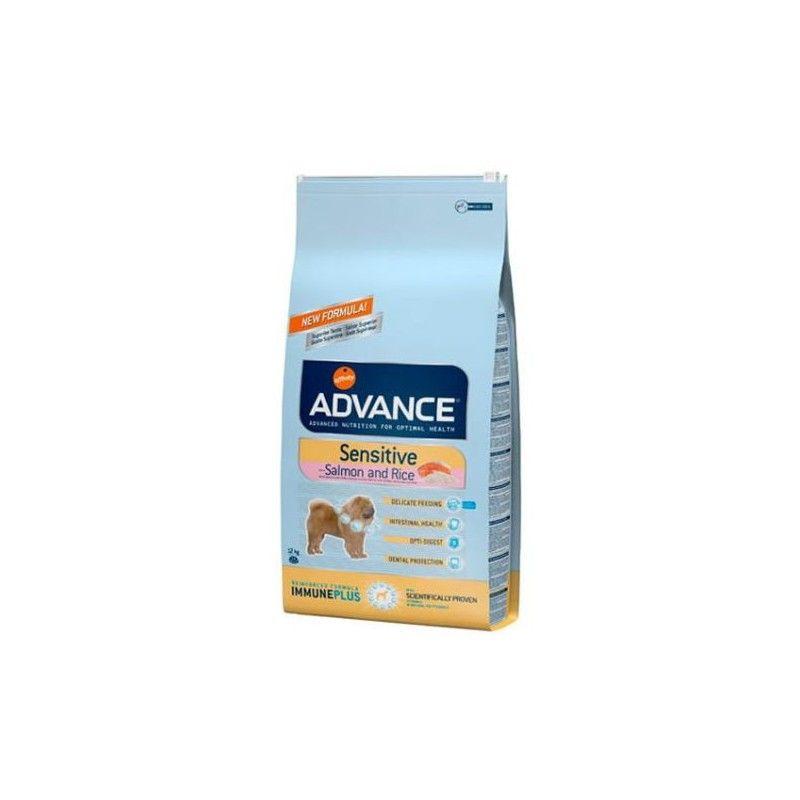 Advance sensitive salmon & arroz 12 Kg