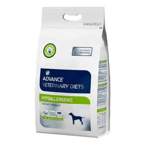 Advance hypoallergenic canine 10 Kg