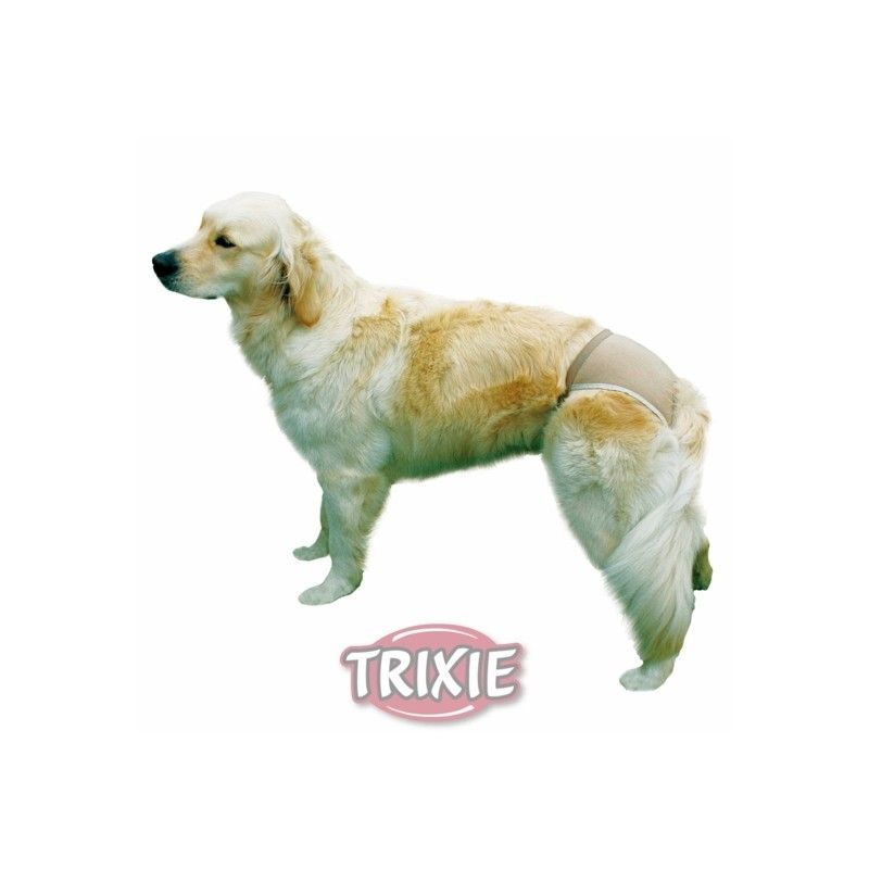 Trixie braguitas perros, xl: 60-70 cm, beige