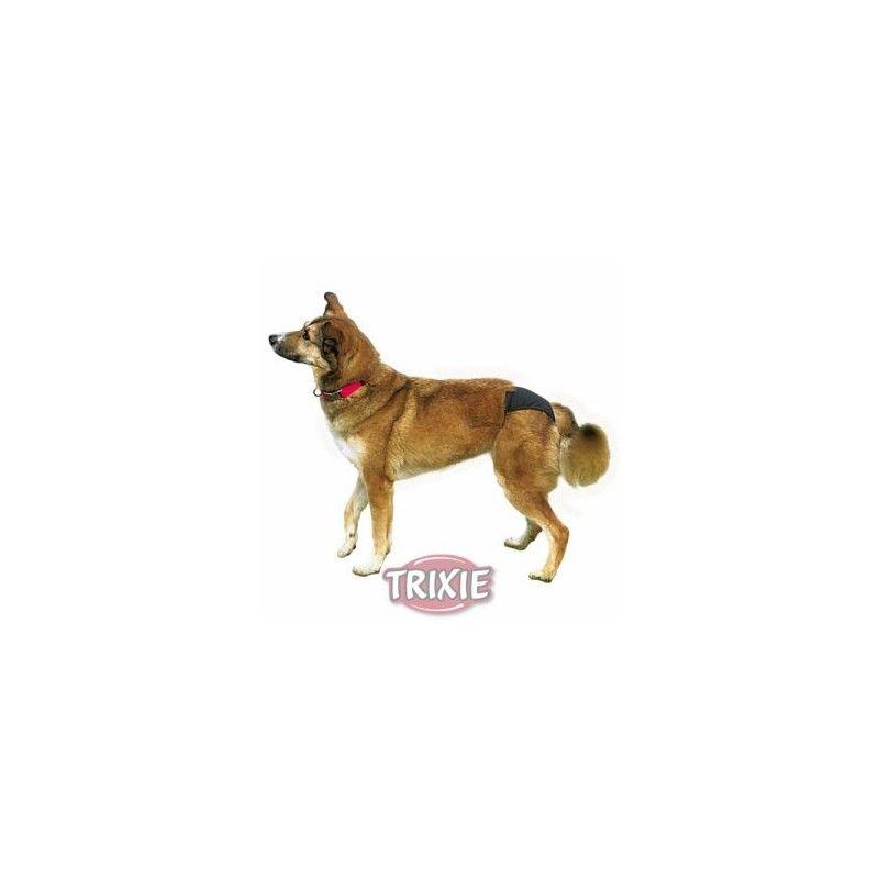 Trixie braguitas perros, l: 50-59 cm, negro