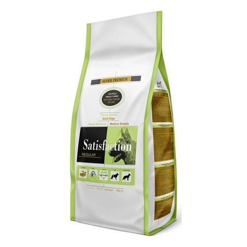 Satisfaction adulto regular medium 15 Kg