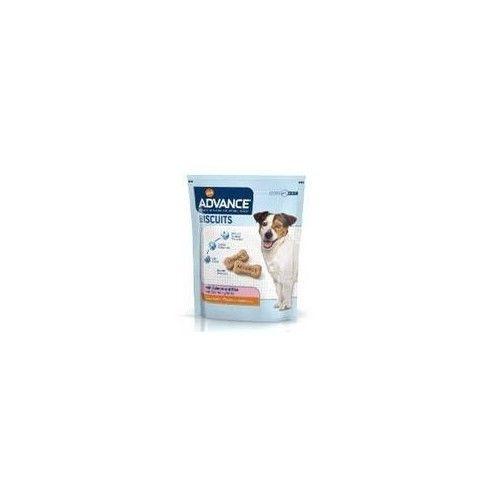 Advance biscuits mini/medium chicken & rice 6 unidades.