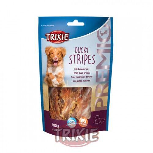 Trixie Premio Pato Tiras, 100 g
