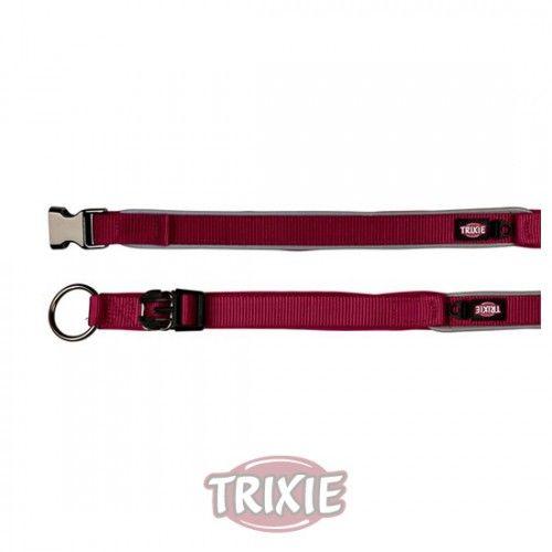 Collar Experience, XS, 26-33cm/10mm, Rojo Vino