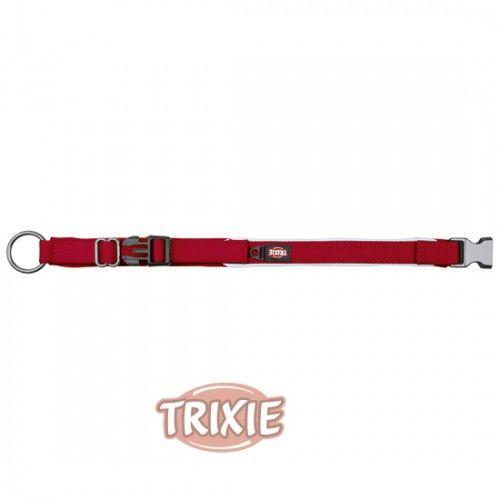Trixie Collar Experience Extra Ancho, XS, 26-33cm, Roj.V