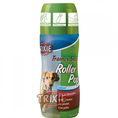 Roller Pop Pollo, Perro, 45 ml