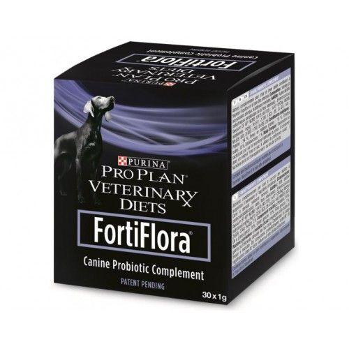 Purina Veterinary Diet Fortiflora Suplemento para Perros 30 x sobres de 1g