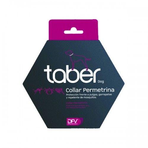 Taberdog collar permetrina 60 cm