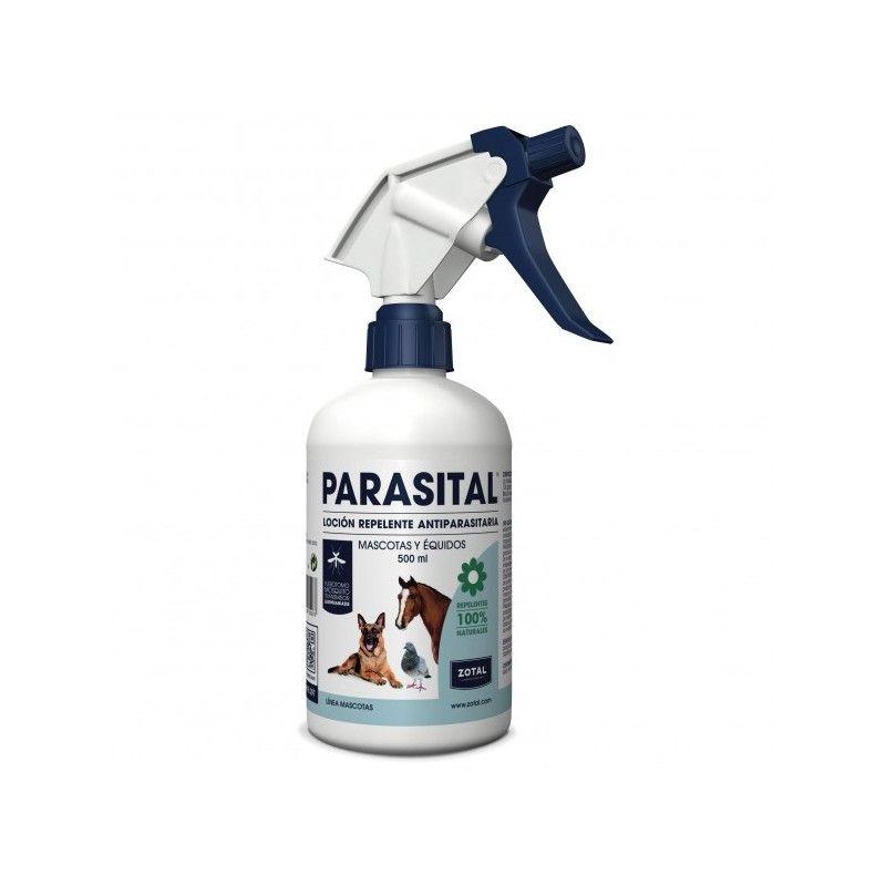 Zotal Parasital Loción antiparasitario externo para perros 400 mls.