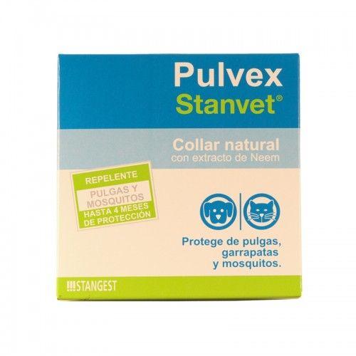 Stangest Pulvex collar antiparasitario perros y gatos