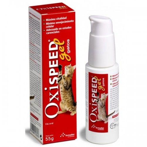 Farmadiet Oxispeed gel gatos 55 gr