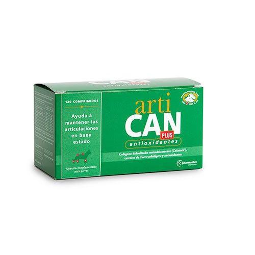 Artican plus 120 comprimidos antioxidantes