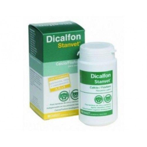 Stangest Dicalfon Calcio y Fósforo Complemento Nutricional 500Cds