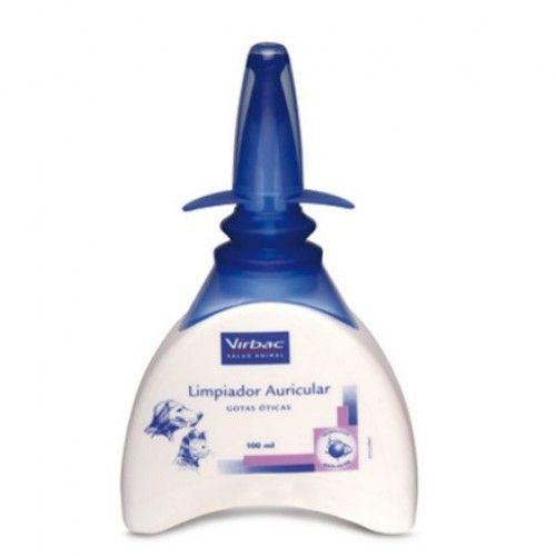 Virbac Limpiador auricular 100 ml