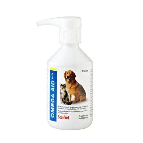 Scanvet Omega Aid 250 Ml