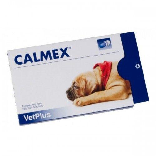 Calmex Tranquilizante para perros 12 cápsulas