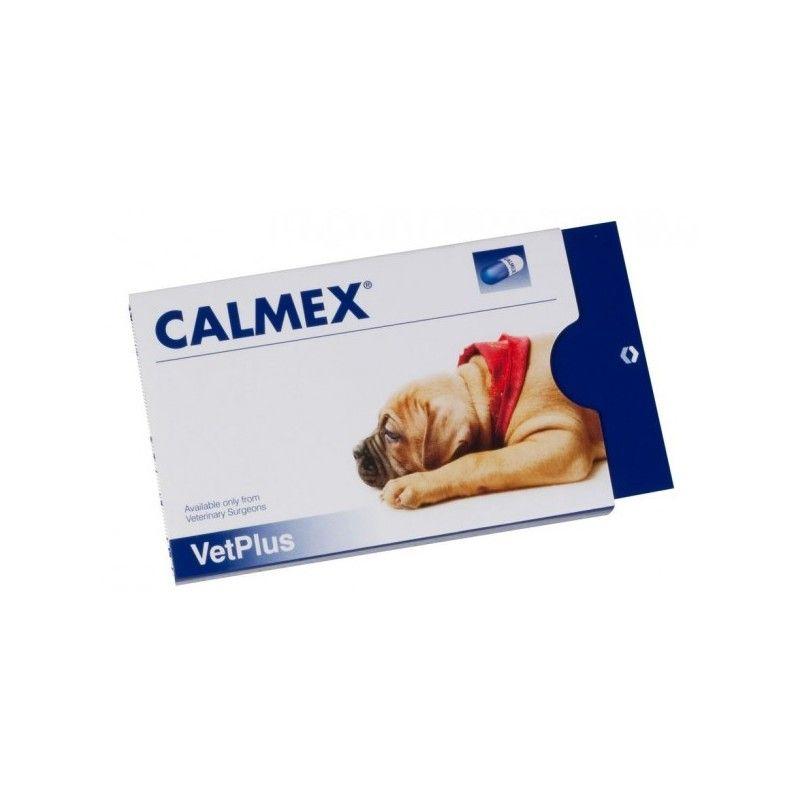 Calmex Tranquilizante para perros 120 cápsulas