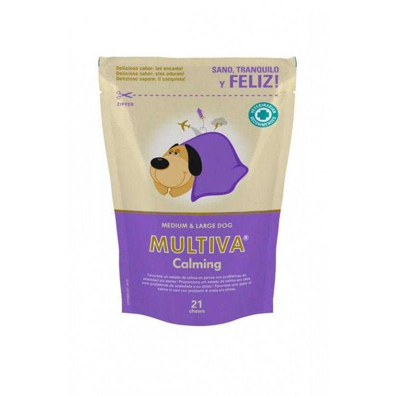 Vetnova Multiva calming perros medium-large 21 chews
