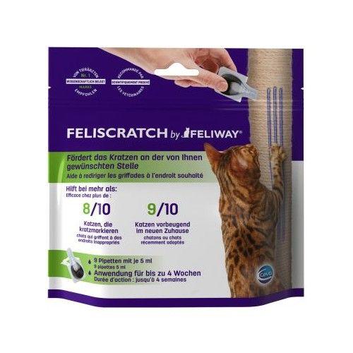 Ceva Feliscratch By Feliway 9 Pipetas