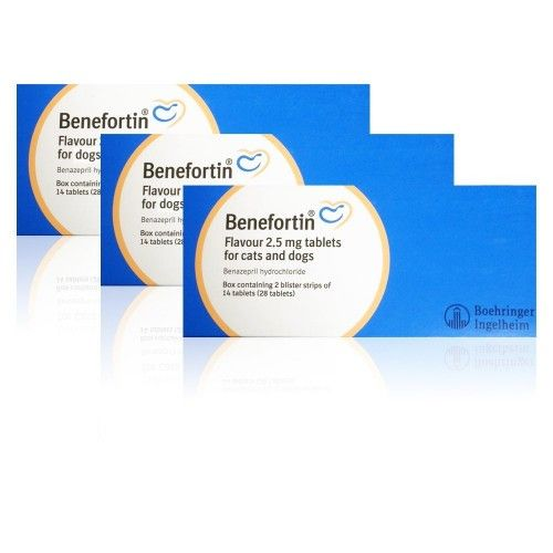 Benefortin 5 Mg 28 cds