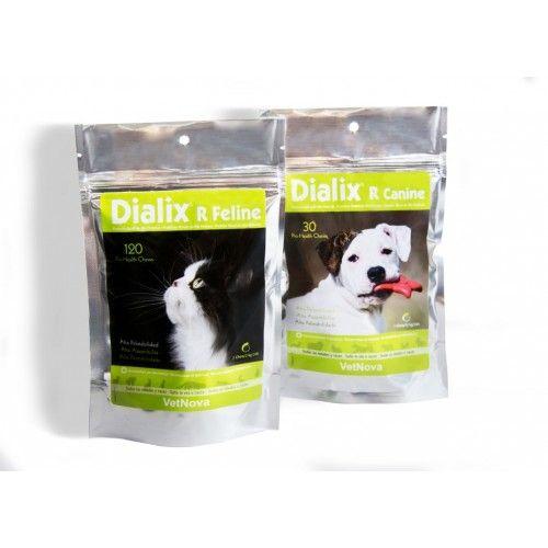 VetNova Dialix R gatos 120 Chews