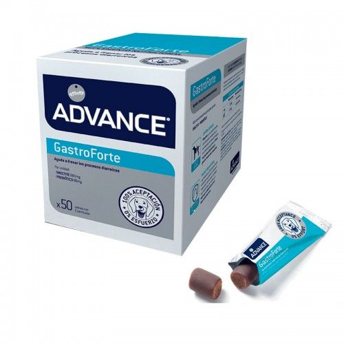 Advance suplemento gastroforte 100 dosis (50x2)