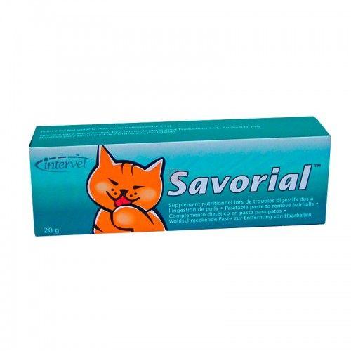 Intervet Savorial malta para gatos 20grs