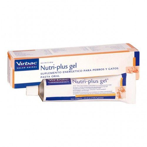 Nutriplus gel 120 gr para perros y gatos