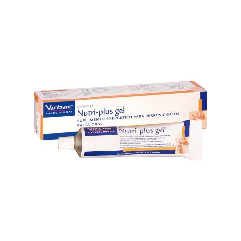 Virbac Nutriplus gel perros y gatos 120 gr
