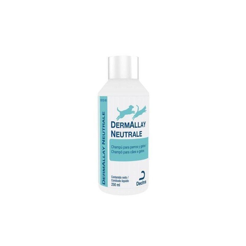 Dechra Dermalley neutrale champu 250ml