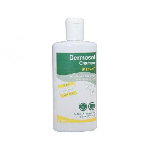 Dermosel champu 250 ml