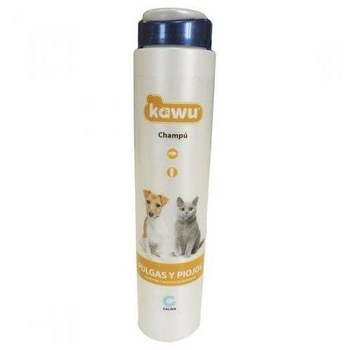 Calier Kawu champu pulgas y piojos 1l