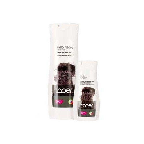 DFV Taberdog champu pelo negro 250 ml