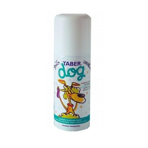 DFV Taberdog espuma seca 150 ml (champu)