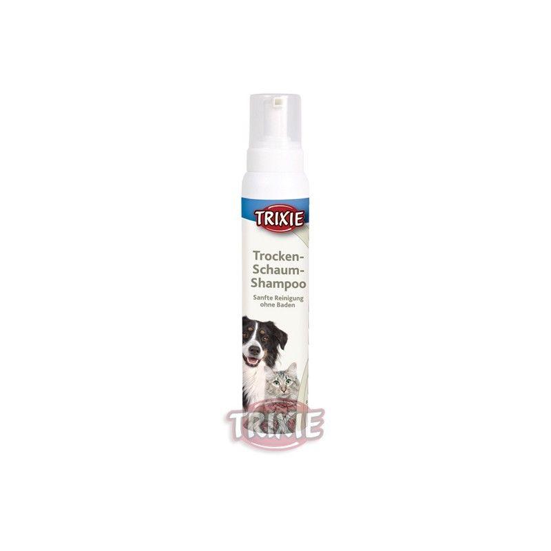 Trixie champu en seco perfumado espuma 450 ml